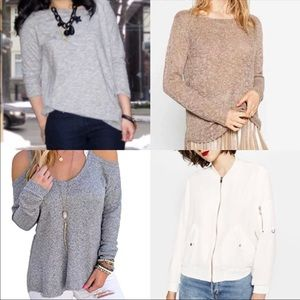 Zara Sweater Bundle